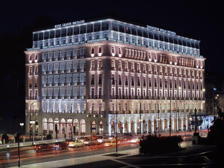 Hotel Grande Bretagne, Athens: Greece Hotels : Condé Nast Traveler