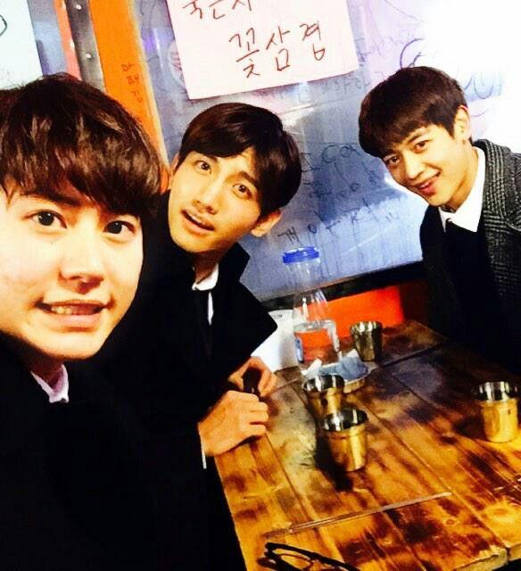 Changmin & Kyuhyun & Minho