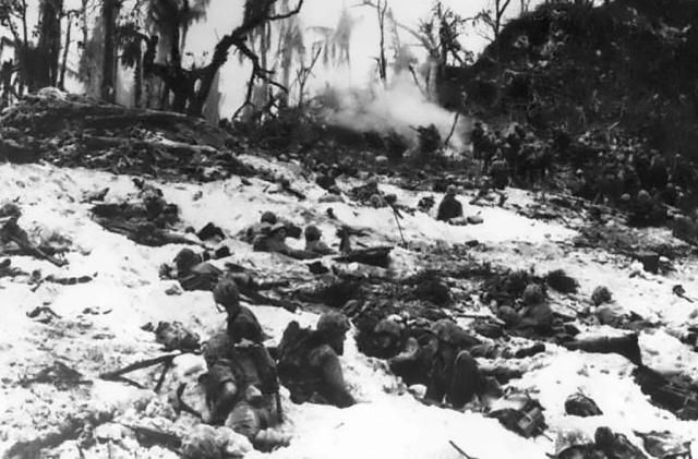 The Bitterest Battle: The Battle of Peleliu