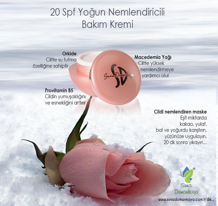 Soğuk ve #karlı havalarda cildinize ekstra bakım ve korumayı ihmal etmeyin. #doğalolarakgüzelsiniz