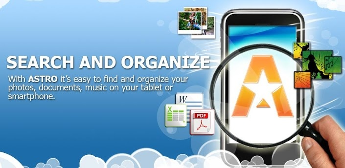 ASTRO File Manager / Browser Pro v4.0.445 (Android Application)