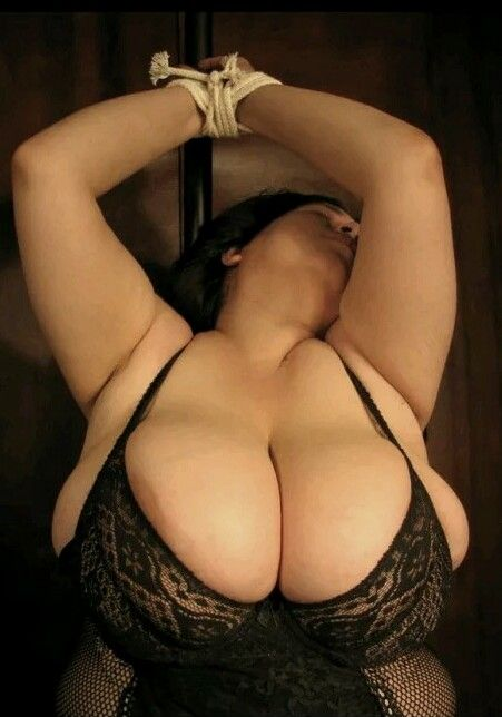 The bbw anal bondage you
