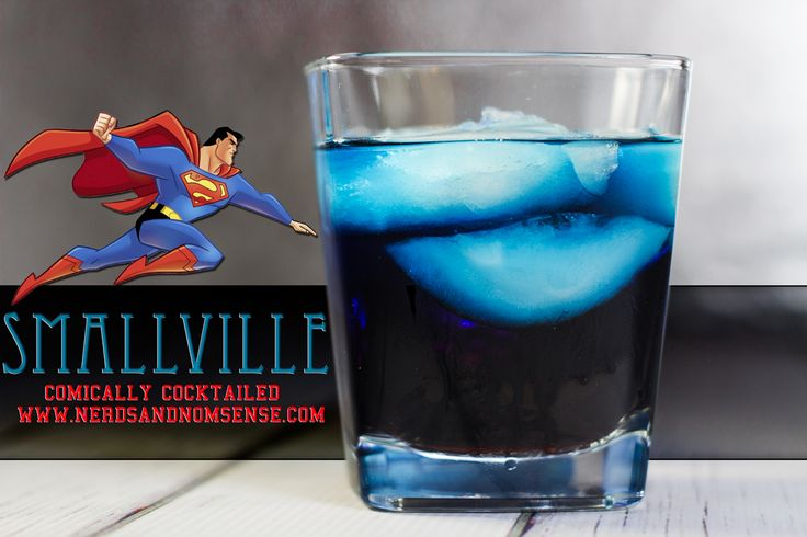 Smallville | Comically Cocktailed