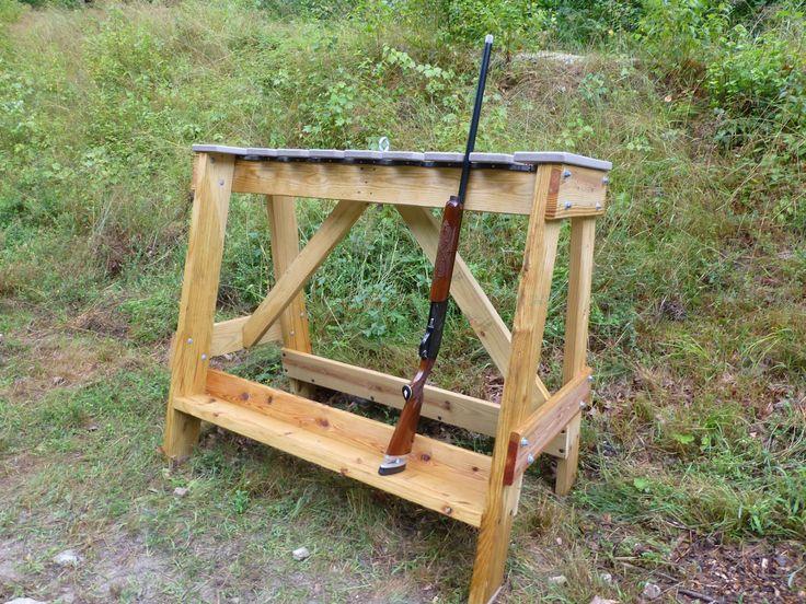 Gun Stand Designs : Outdoor gun rack plans google search shop stuff guns