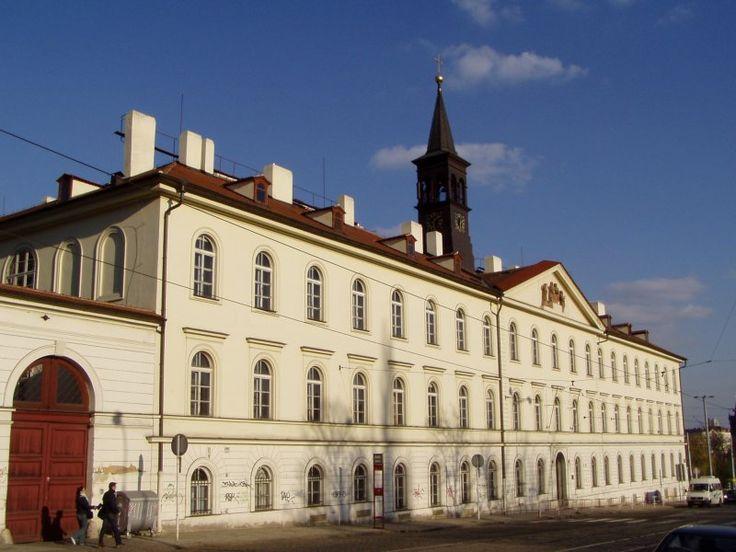 Klarův ústav slepců Praha