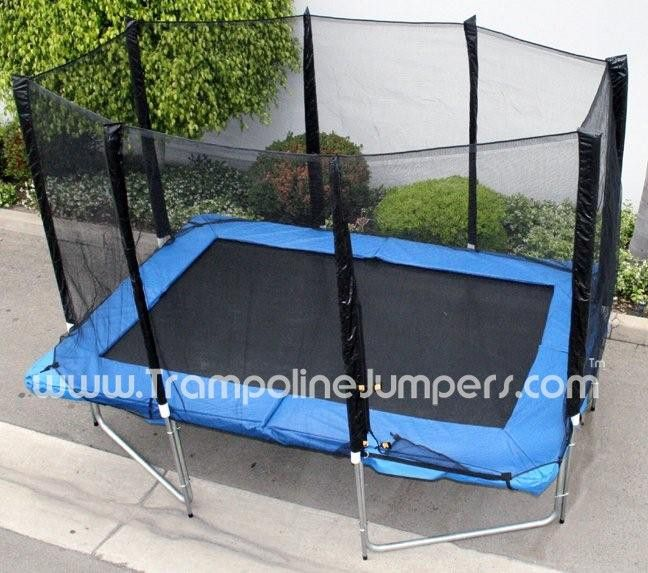 Rectangular Trampolines Offer The Safest Most Stable Bounce: 1000+ Ideas About Rectangle Trampoline On Pinterest