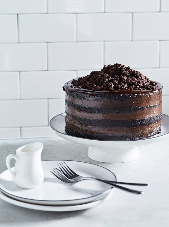 Get Your Chocolate Fix With ThisBrooklyn Blackout Cake Recipe