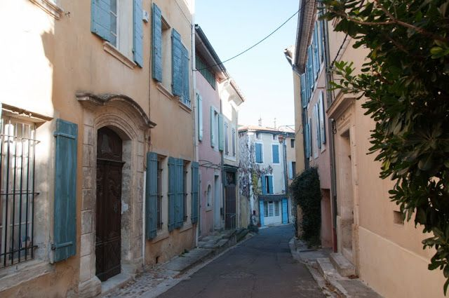Pernes-les-Fontaines, Provence