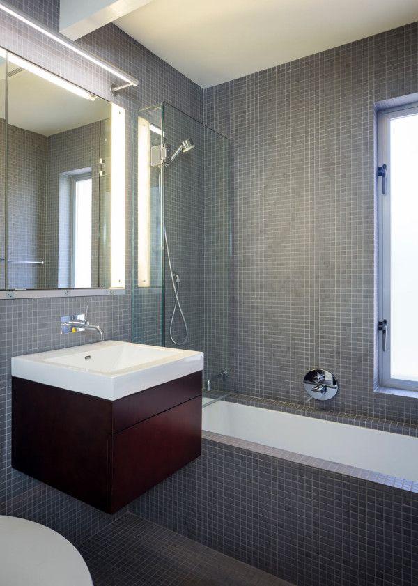517 best Powder room images on Pinterest Bathroom ideas - badideen modern