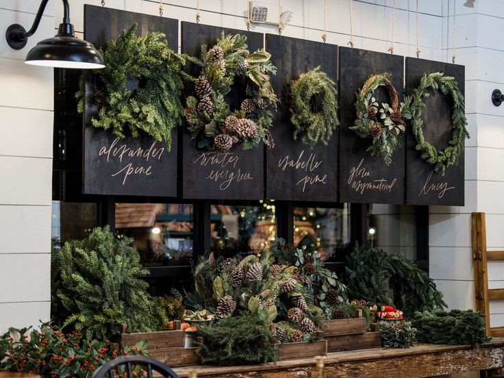 Joanna Gaines' Magnolia Market Holiday Installation Will Leave You Speechless