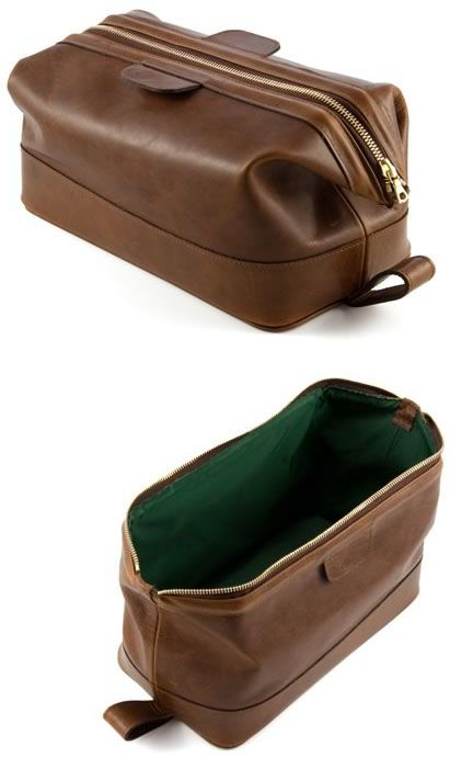 Wash Bag by Daines & Hathaway