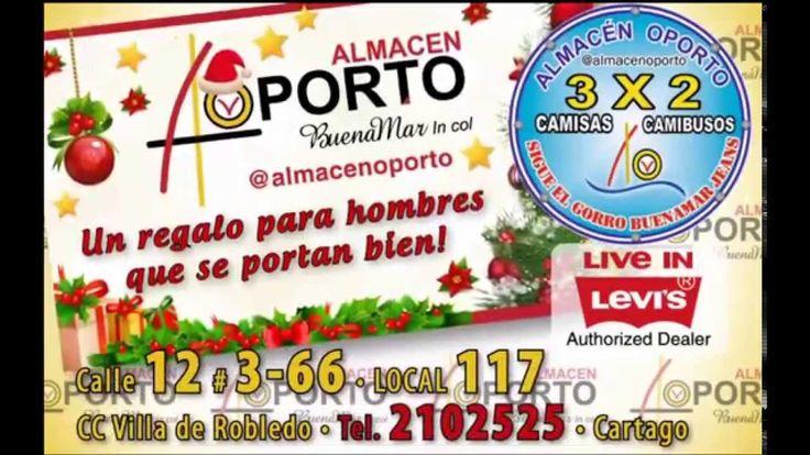 Navidad Oporto, Pórtate Bien y Espera Un Buen Regalo #Cartago