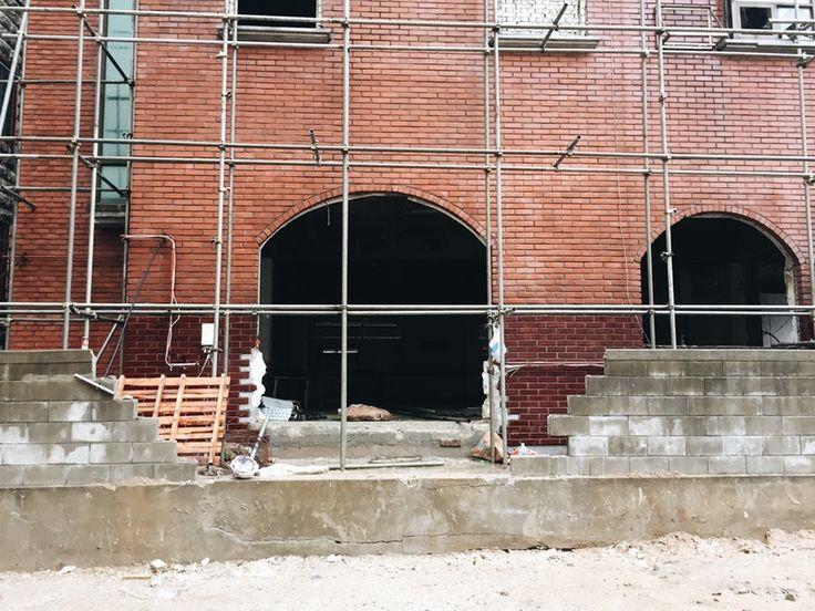 Red brick | poststonedesign | VSCO Grid®