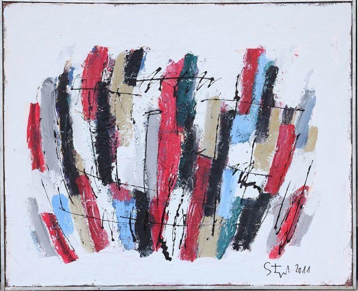Karl Stengel  Presso la Galleria Ribolzi di Montecarlo