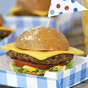 Mini-Cheeseburger Rezept   Küchengötter