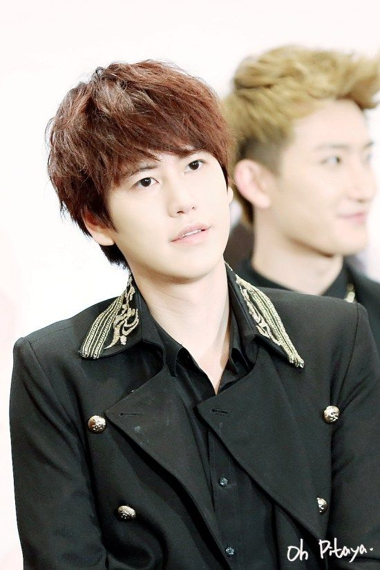 Kyu so cute ^^