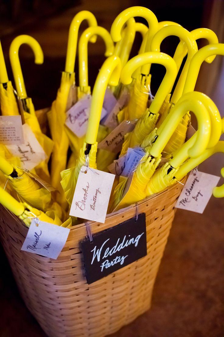 How I met your Mother  theme !! umbrellas as favors #katiewilsonphotography