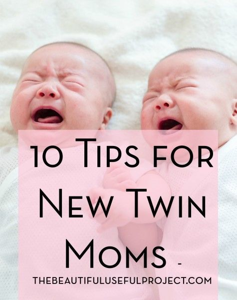 Are you a new or soon-to-be twin mom? Here are ten things I wish I would have known about when my twins were very young. Tips, encouragement, and ideas for life as a mom of twins.