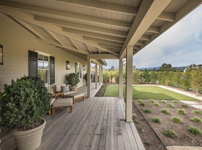 Front Porch. Wrap-around porch ideas. Wrap-around porch styles. Wrap-around porch design. Farmhouse Wrap-around porch. #Farmhouse #Wraparoundporch #porch Sotheby's Homes.