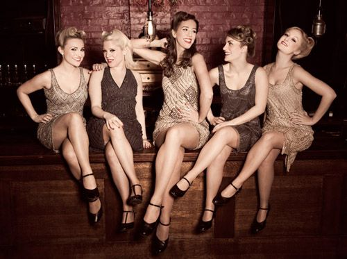 Acapella girls | Gatsby themed entertainment | Themed | Singers | Singers & Musicians | Others | Performers | Entertainment Agency | Corporate Event Entertainment