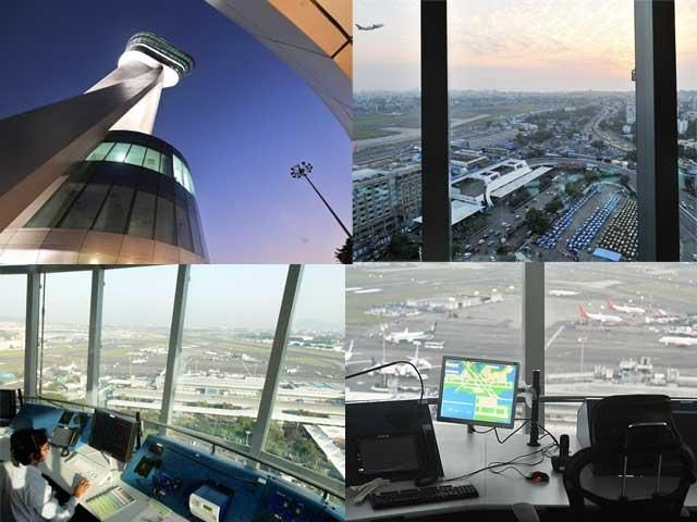 Slideshow : India's tallest ATC tower inaugurated in Mumbai - India's tallest ATC tower inaugurated in Mumbai   The Economic Times