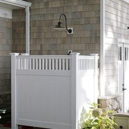 Exterior Shower - traditional - exterior - chicago - Martin Bros. Contracting, Inc.