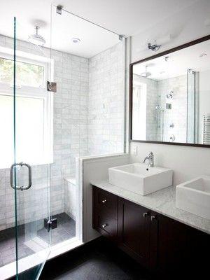 11 Simple DIY Ways To Make Your Small Bathroom Look BIGGER