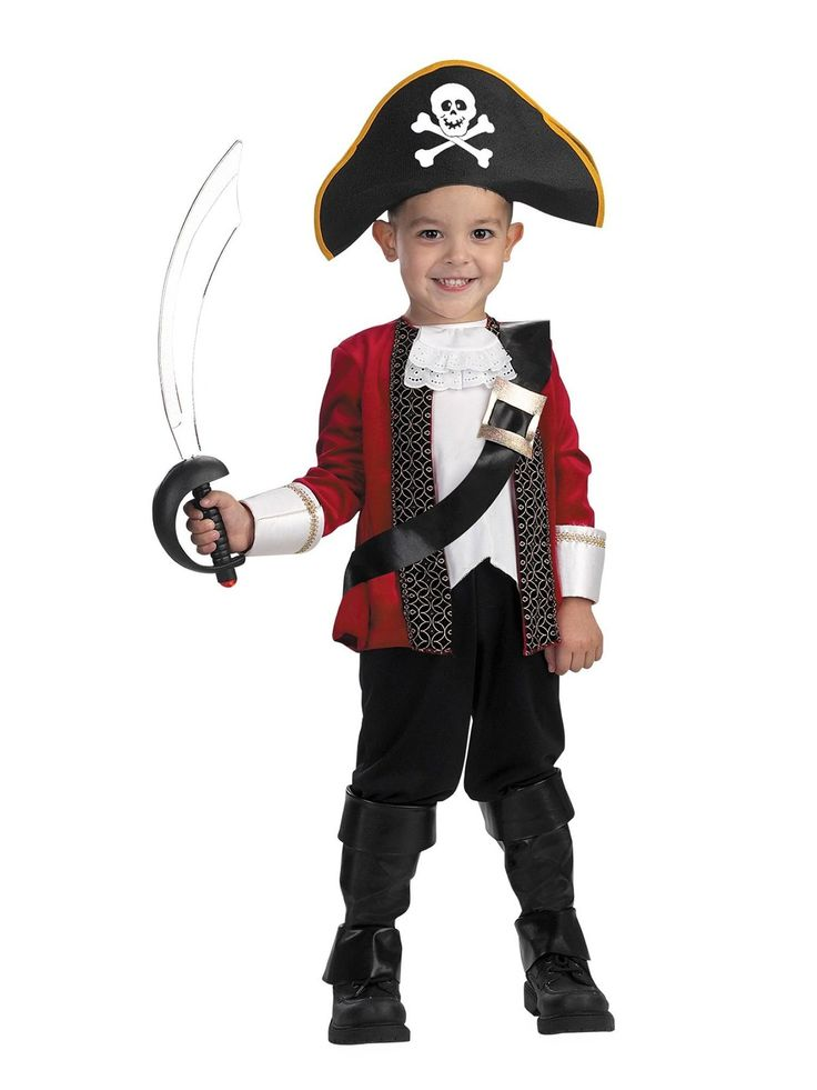 El Capitan Toddler Costume