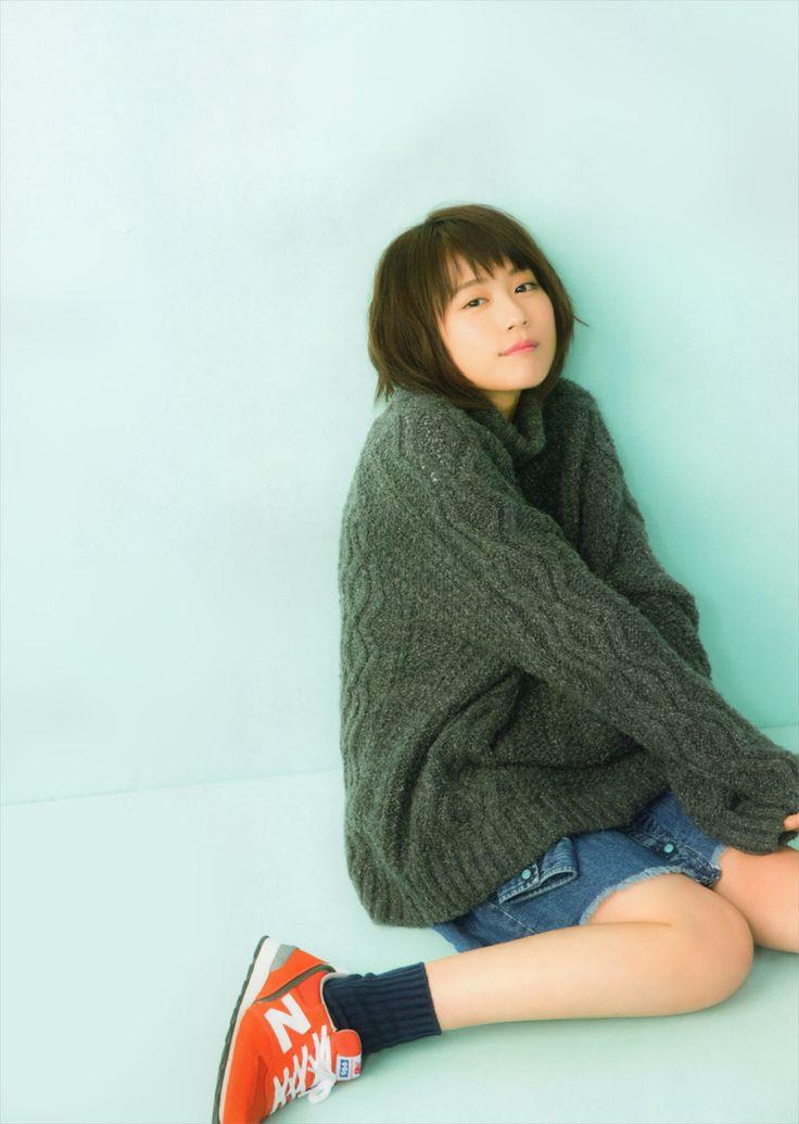 有村架純 (Kasumi Arimura)