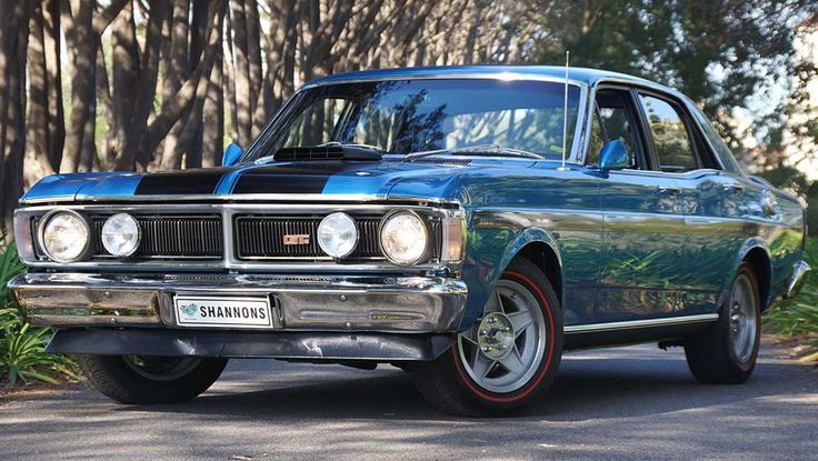 Ford Falcon GT-HO 1971 Phase 3.