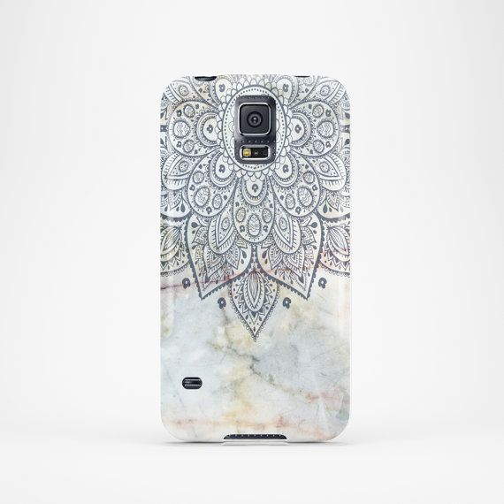 ****************************Samsung galaxy s5 case Galaxy Note 4 case Mandala by OvercaseShop
