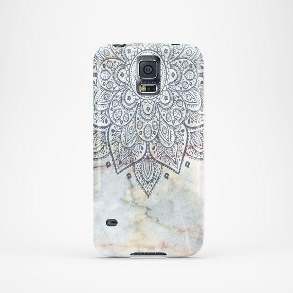 Samsung galaxy s5 case Galaxy Note 4 case Mandala by OvercaseShop