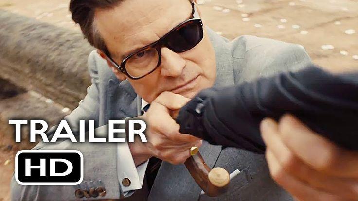 Kingsman 2: The Golden Circle Official Trailer #2 (2017) Channing Tatum ...