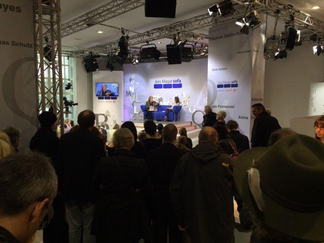 Feria del Libro de Frankfurt 2015