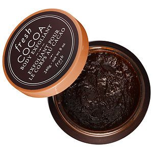 Shop Fresh's Cocoa Body Exfoliant at Sephora. This body scrub gently nourishes skin and leaves a softer, smoother finish.