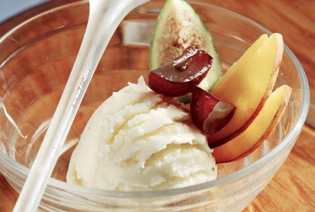 Παγωτό γιαούρτι με βανίλια (2 μονάδες)