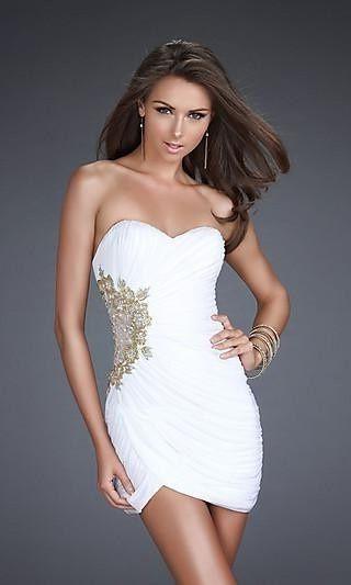 Beyaz Abiye Elbise Modelleri - http://www.gelinlikvitrini.com/beyaz-abiye-elbise-modelleri/