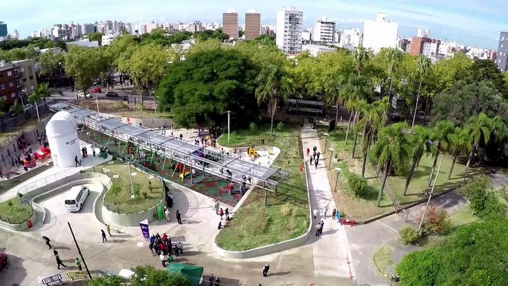 Friendship Park / Marcelo Roux + Gastón Cuña