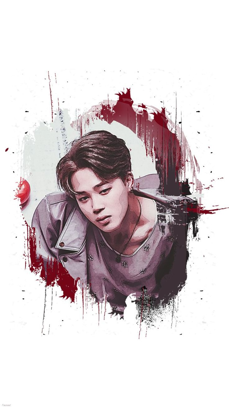 BTS Fanart~ Park Jimin © to owner
