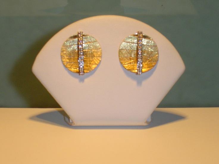 Pendientes oro amarillo y brillantes.0,20 quilates.PVP 1.920 € (antes 2.400 €)