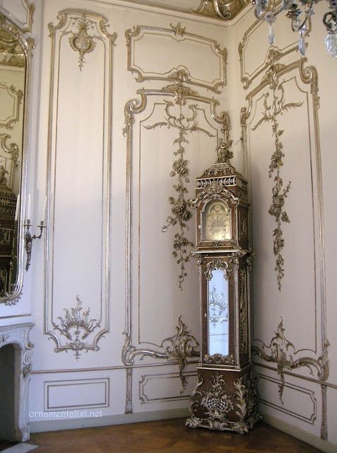 152 Best Images About Boiserie French Panels On Pinterest