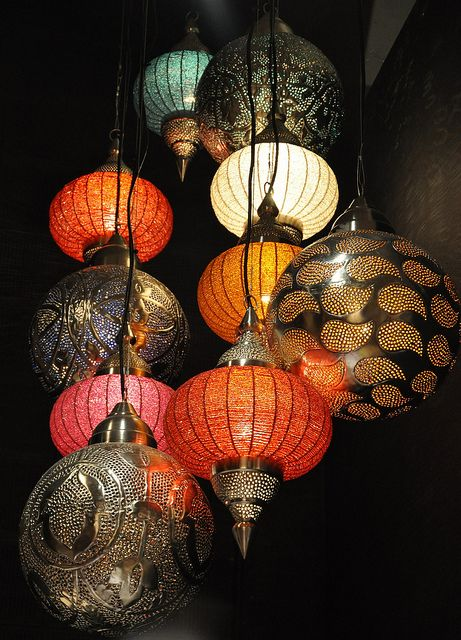 High Point April 2011 by Four Hands, via Flickr..would love in a morrocan themed room