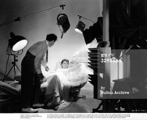 George Hurrell Studio Lighting Setup