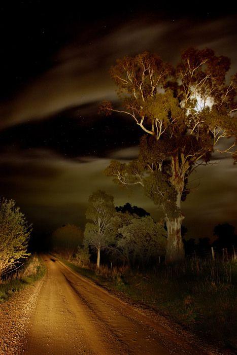Headlight/moonlight