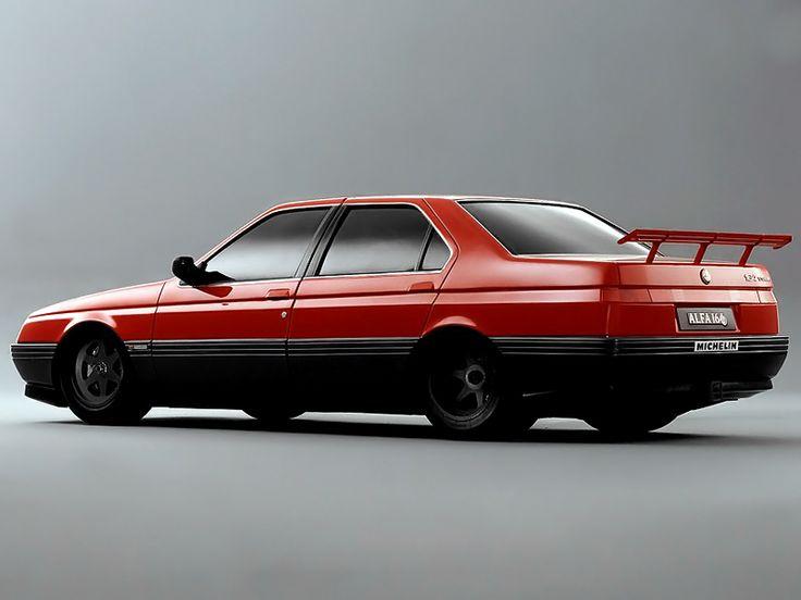 1988 Alfa Romeo 164 Pro-Car