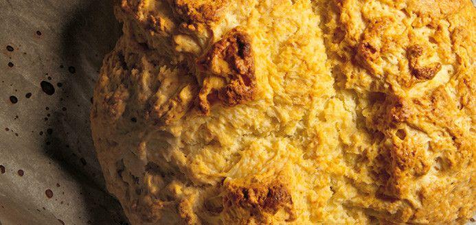 Pain au soda (Soda bread) Recettes | Ricardo