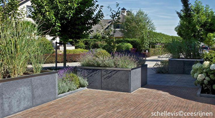 Afbeeldingsresultaat voor tuin architectuur