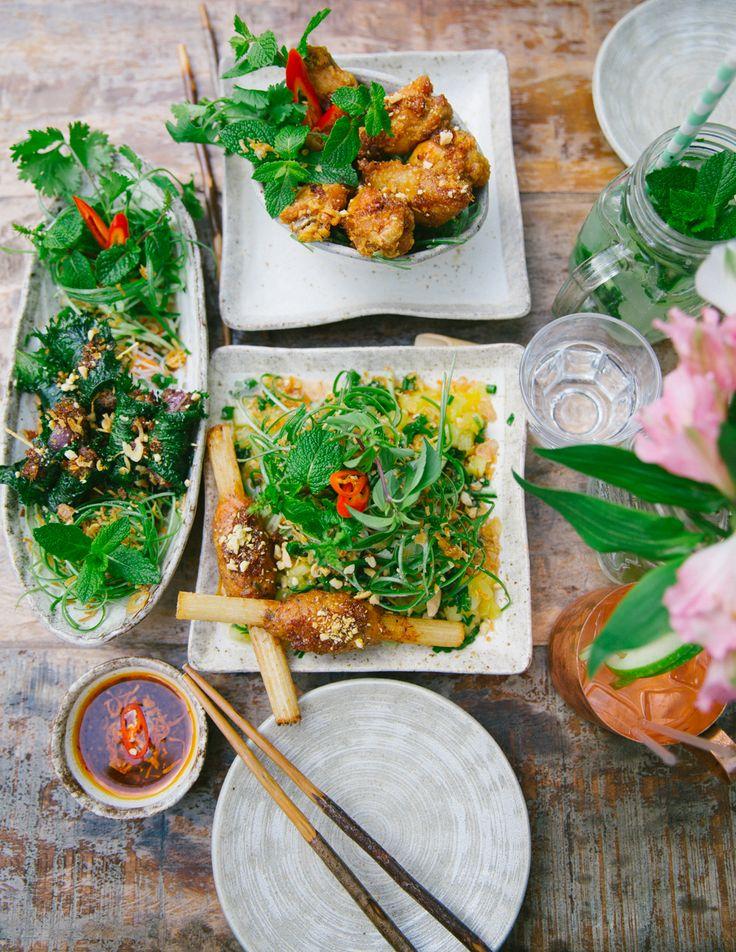 (eat) The Little Viet Kitchen @ Agnel -- Vietnamese restaurant with amazing phos and salads --  2 Chapel Market, Angel, Islington, London, N1 9EZ
