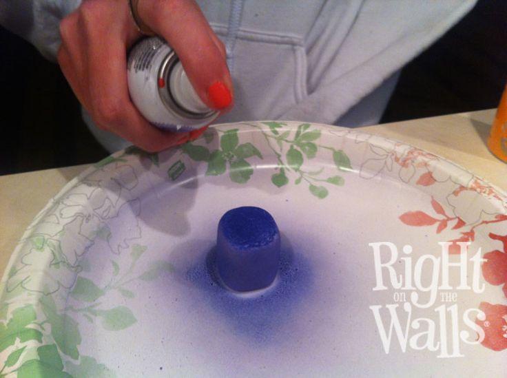 DIY Nail Polish Party Treats   Right On The Walls