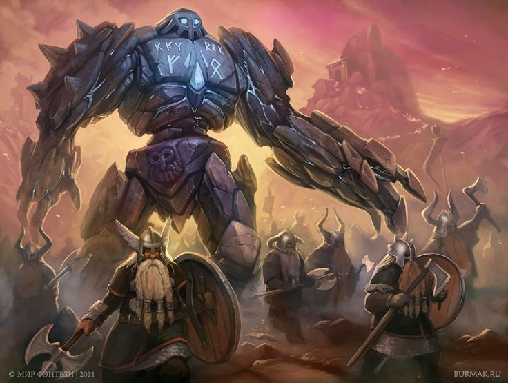 110 Best Golems Images On Pinterest Character Concept